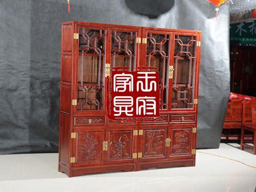 香河中式书柜厂家SG-3
