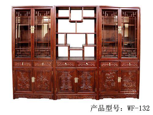 北京明清书柜厂家WF书柜001
