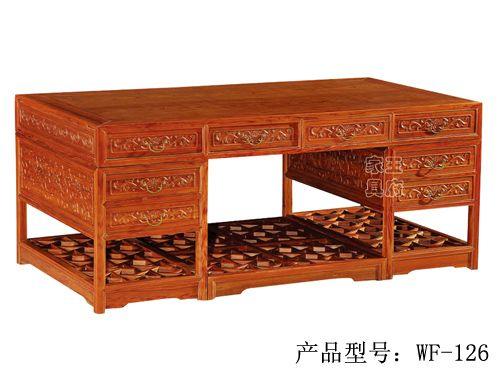 内蒙明清书柜价格wf-126