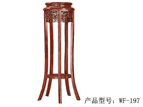 北京老榆木花架批发HJ-11