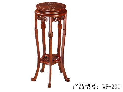 天津中式花架制作HJ-14