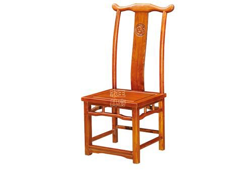 WF餐椅008香河古典餐厅椅厂家
