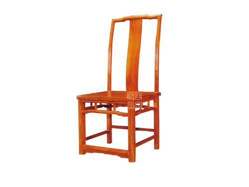 WF餐椅009北京老榆木餐厅桌椅
