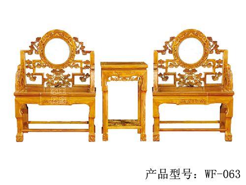 LH-044香河老榆木餐厅桌椅定做