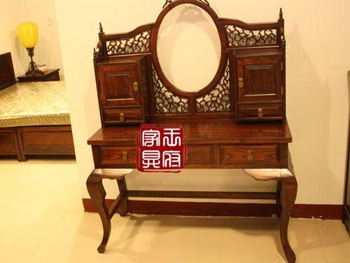 香河古典梳妆台厂家SZT-1