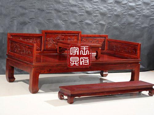 北京明清罗汉床批发LHC-3