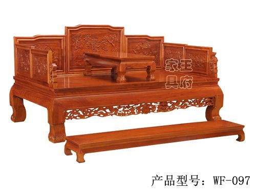 LH-104北京中式罗汉床批发