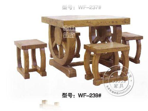 北京中式户外原木定做WF-239#