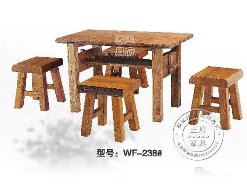香河古典户外原木批发WF-238#