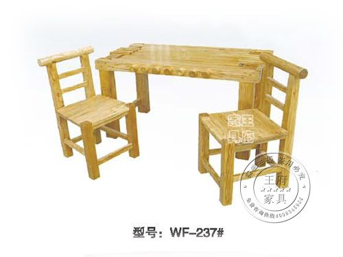天津中式户外原木批发WF-237#