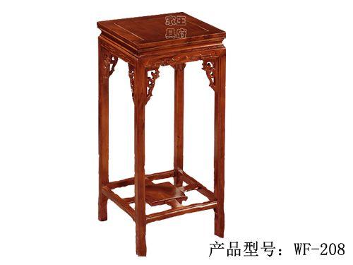 北京老榆木仿古中式花架