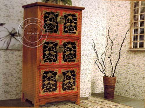 彩绘榆木家具定制