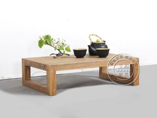 素榆木家具安装