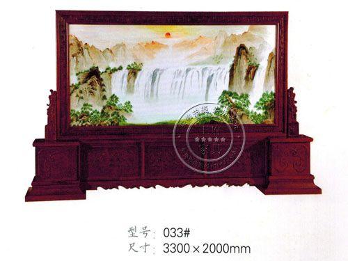 北京老榆木屏风定制