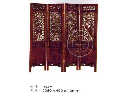 中式老榆木屏风价格