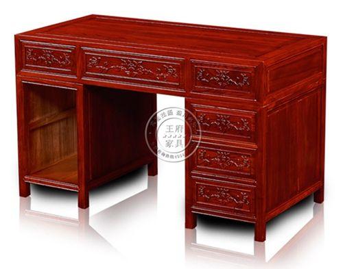 香河老榆木写字台练字桌书桌
