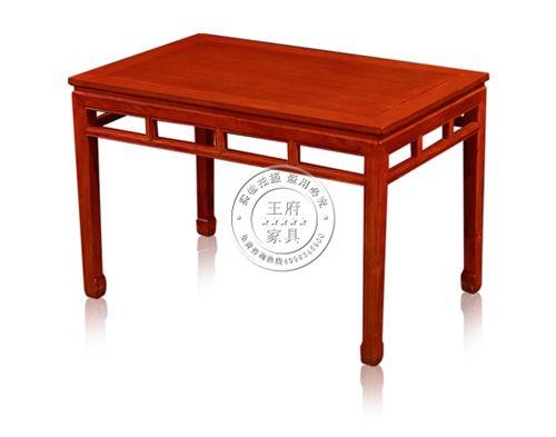 香河实木饭桌饭店用家具