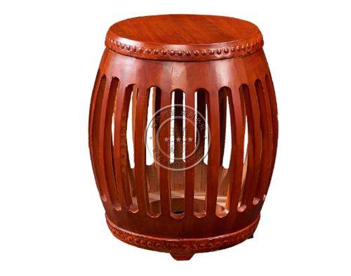 实木明清椅子老榆木材质