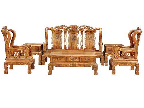 老榆木家具沙发