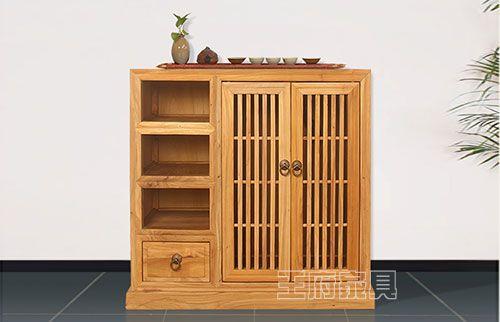 新中式禅意茶台柜