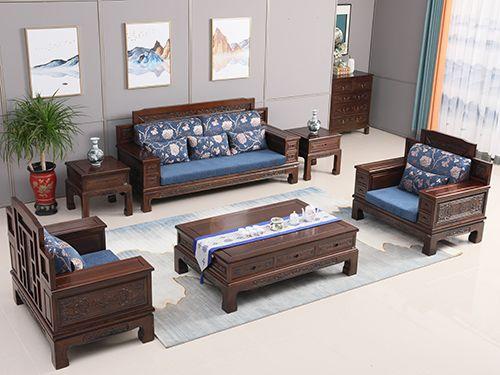 老榆木沙发价格图片