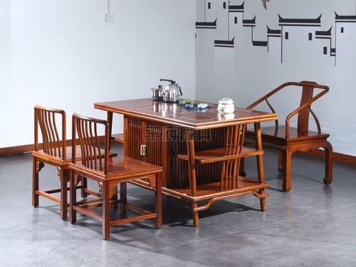 新中式茶楼家具