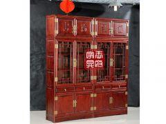 香河古典书柜厂家SG-2