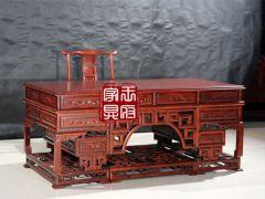 香河明清书柜定做wf-123
