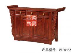 LH-091山西老榆木备餐柜价格