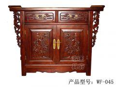 BCG-001老榆木备餐柜