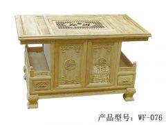 香河老榆木茶台厂家