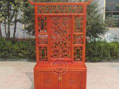北京老榆木门厅柜价格