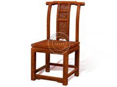 北京老榆木饭店用餐桌椅
