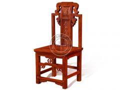 天津老榆木家用椅子实木