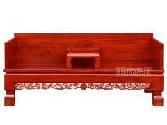 古典中式实木香河罗汉床