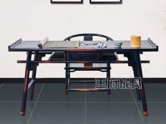 中式老榆木茶桌价格