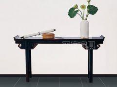 老榆木新中式古典供桌