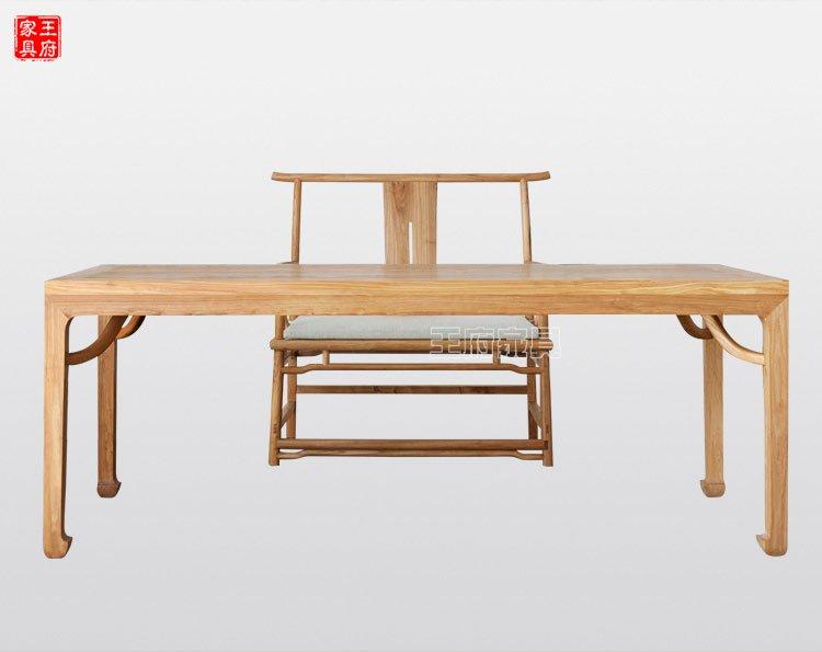 产品简介:这款品味不凡的新中式实木简约现代茶桌属于王府家具京禅系列!这款茶桌糟心朴实大方、线条饱满流畅,尽显良好的质感,优美的线条展露出大自然的鬼斧神工,在居室中摆放几件禅意家具,更具有文化品味感!这款新中式实木简约现代茶桌实用性强,经久耐用。弹性和透气性强,导热性能好,在制成家具时,更能充分展现材料的原色纹理的自然美感!王府家具化腐朽为神奇,新中式实木家具融入到家居、办公、商业等空间中,别具一格。