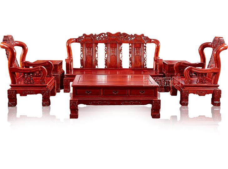 香河老榆木沙发代理-王府老榆木家具厂家
