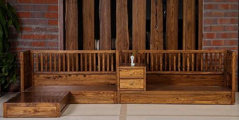 清风北京老榆木家具
