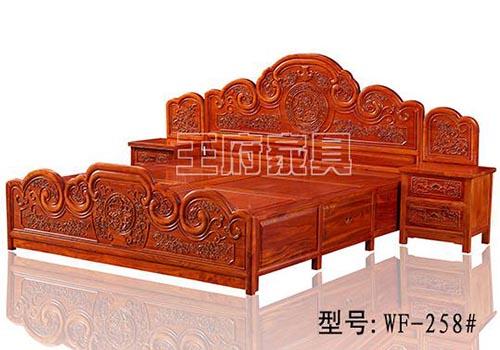 香河实木家具榆木价格